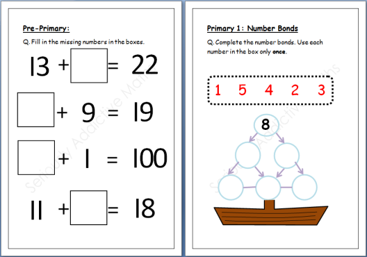 28+ [ Maths Worksheets For Primary 3 ] | collections of ...