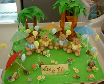 mummy must know an extract from kiasuparentscom on birthday cakes available in singapore - Garden Design Birthday Cake