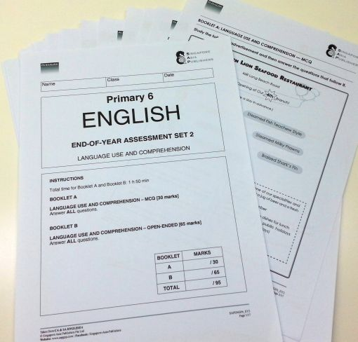 PSLE Chinese Essay With Pictures Guide - How To Get High Marks?